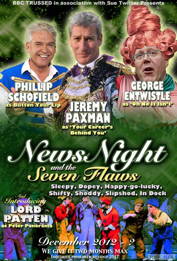 newsnight panto