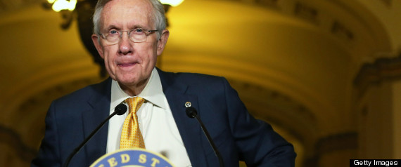 Harry Reid Fiscal Cliff