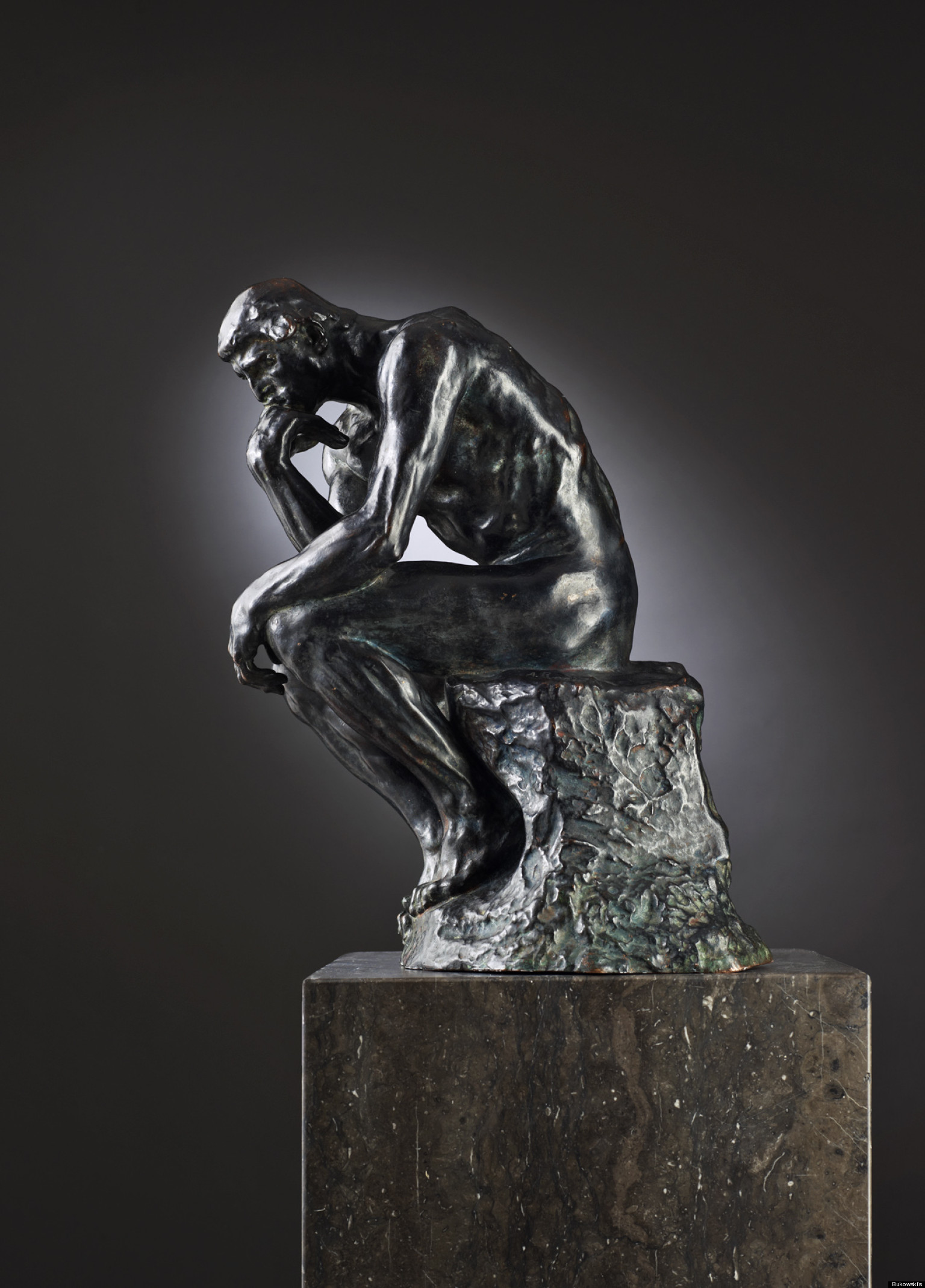 Rodin 'Thinker' Sculpture Sells For $2.2 Million At ...