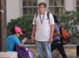 Stare Of The Gator: UT Austin Student Stares At People In Video