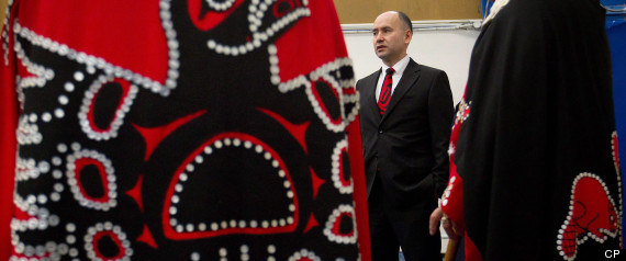 HAISLA NATION ELLIS ROSS