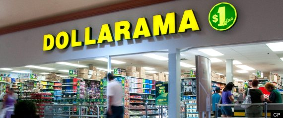 DOLLARAMA EARNINGS PROFIT Q3 2012