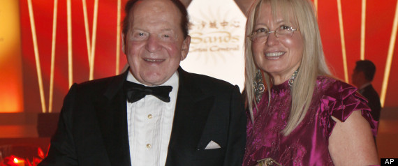 RESTORE OUR FUTURE SHELDON ADELSON