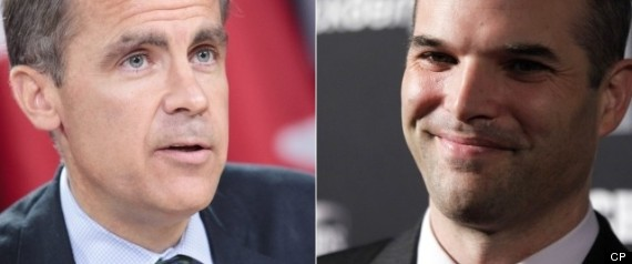 Matt Taibbi Mark Carney