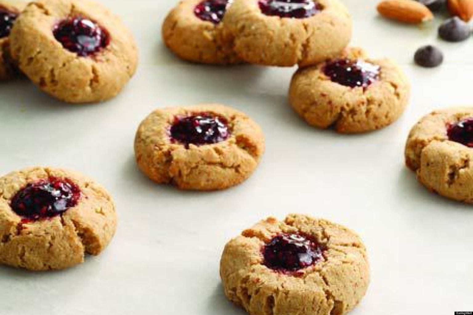 ... Of The Day: Chocolate Thumbprint Cookie Recipe (PHOTO) | HuffPost