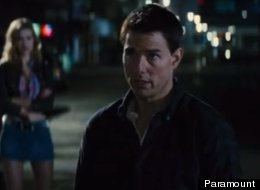 WATCH: Tom Cruise Takes Five On One, In 'Jack Reacher' Clip