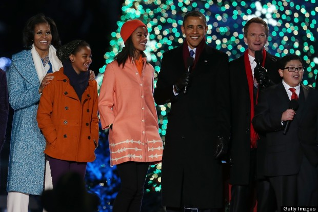 obamaschristmastree