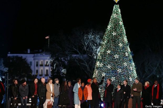 whitehousechristmastree
