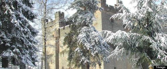 WINTER LANGLEY CASTLE