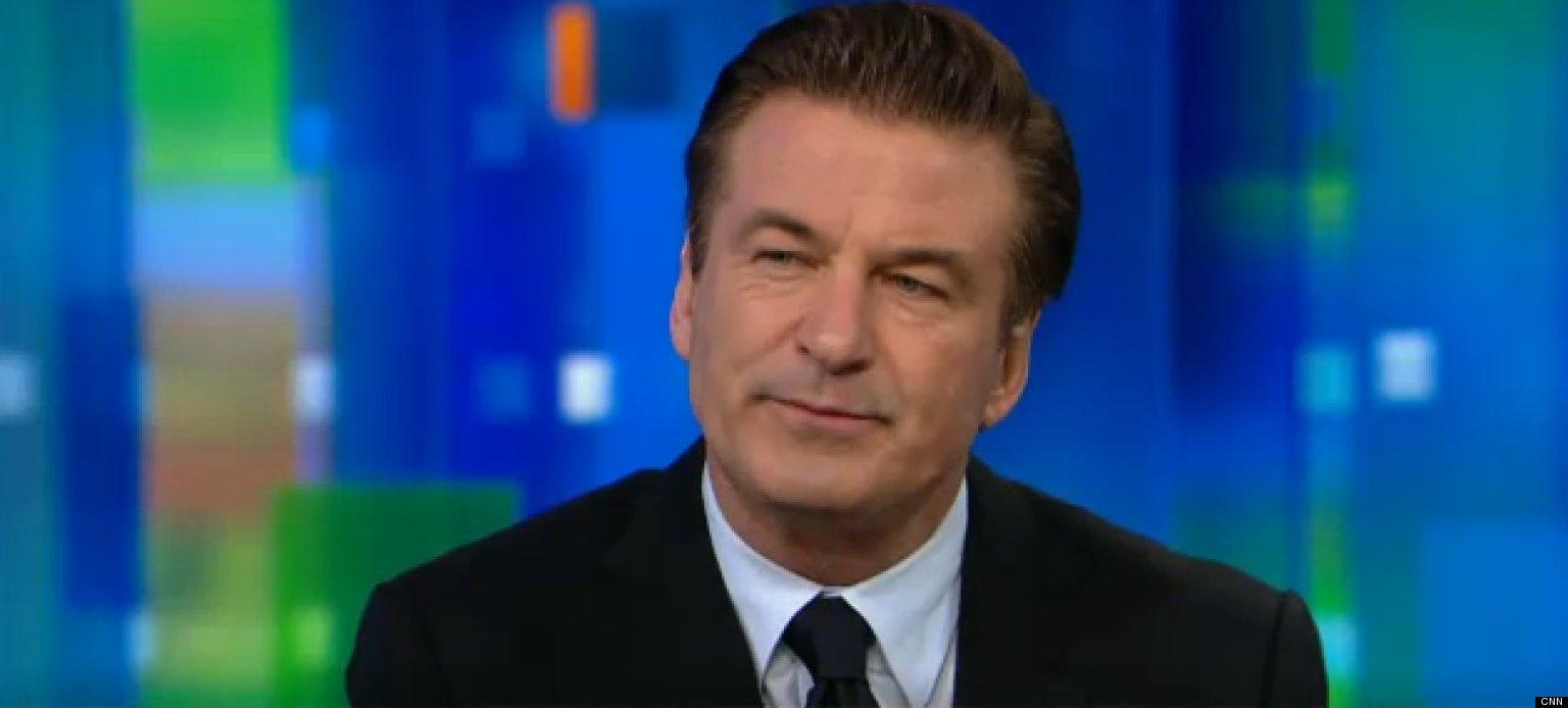 Piers Morgan, Alec Baldwin Clash Over Tabloid Press (VIDEO ... Alec Baldwin Facebook