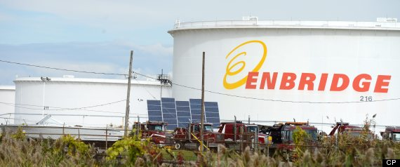 ENBRIDGE OIL