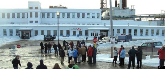 ABITIBIBOWATER SUPREME COURT NEWFOUNDLAND