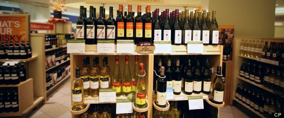 LIQUOR ALCOHOL SALES HOLIDAYS CANADA