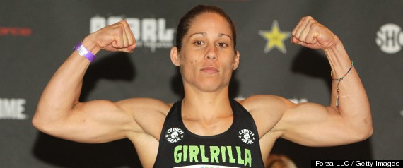 Liz Carmouche First Openly Gay Ufc Fighter