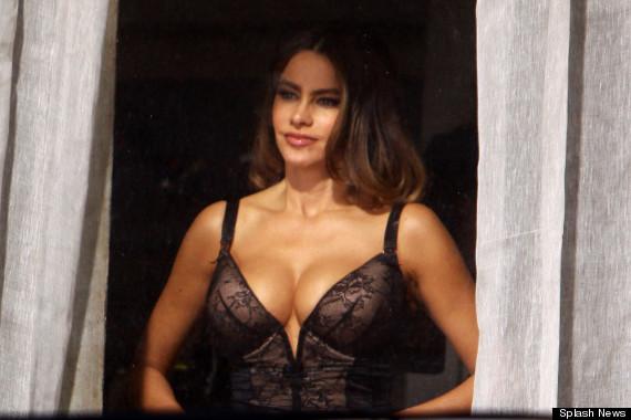 sofia vergara lingerie