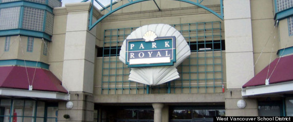 PARK ROYAL MALL