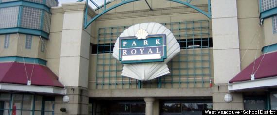 PARK ROYAL MALL