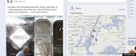 facebook memorial