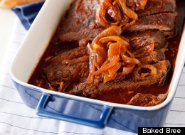 Hanukkah Is Really Long, So Let's Talk Brisket