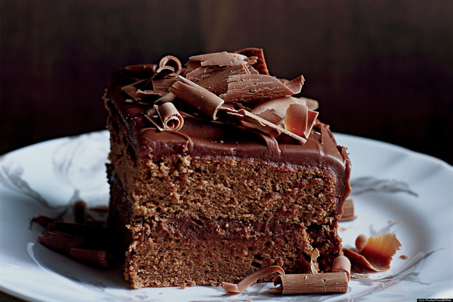 moist chocolate cake recipe for wedding cakes moist you re not alone huffpost 17497