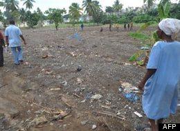 La famine menace Haïti après le passage de Sandy, prévient une étude