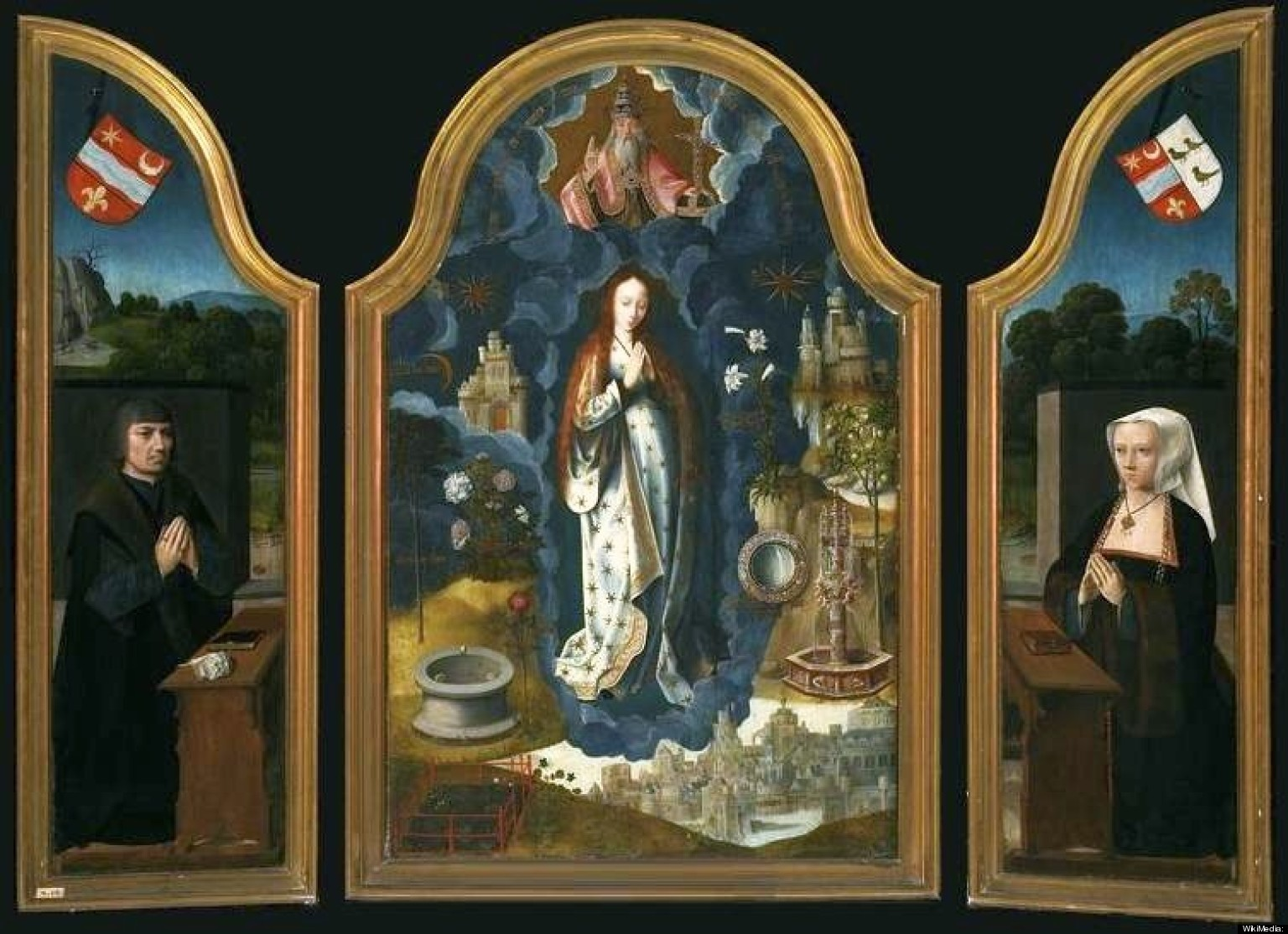 Feast Of Immaculate Conception Of The Most Blessed Virgin ...
