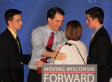 Scott Walker's Son Used Same-Day Registration, Accompanied By The Governor