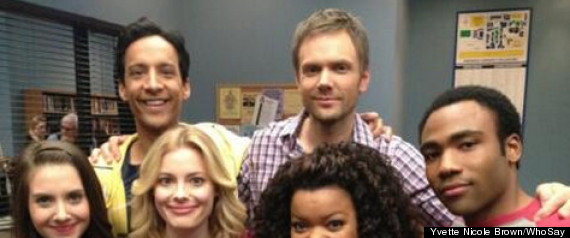 Community Season 4 Wraps