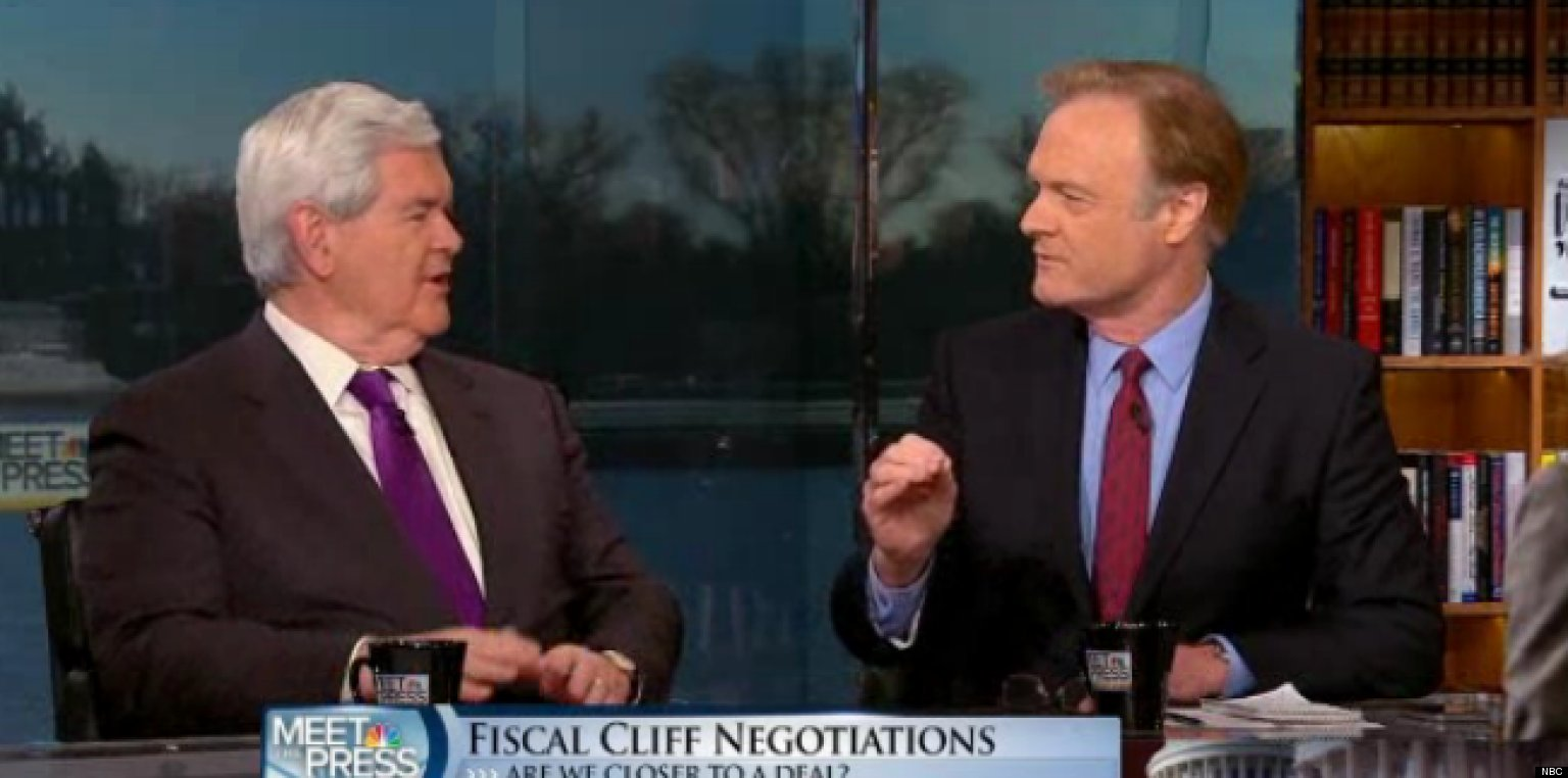 newt gingrich meet the press controversy