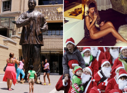 Pictures Of The Day Live: 10th December 2012