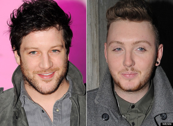 matt cardle james arthur