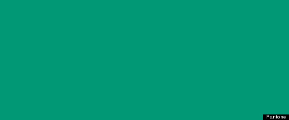 Color Pantone 2013 Verde Esmeralda