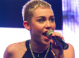 Miley Cyrus Bra Top: Singer Spills Out Of Crop Top During Performance (PHOTOS)