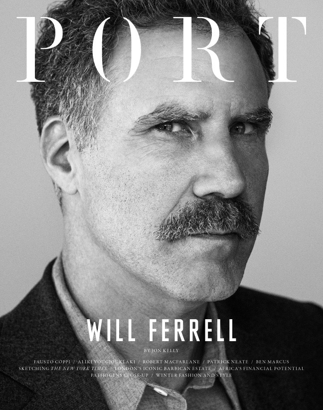 willferrellportmagazinecover
