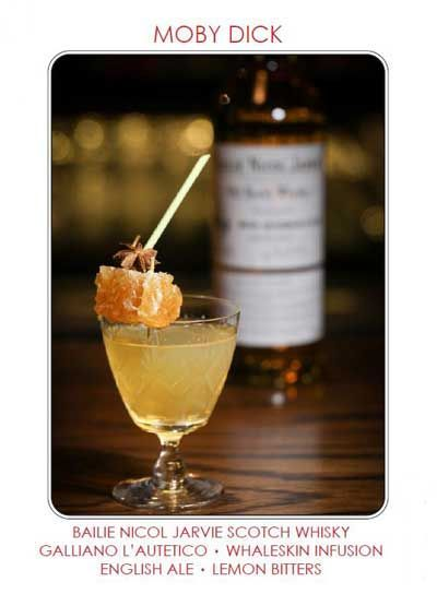 whale cocktail