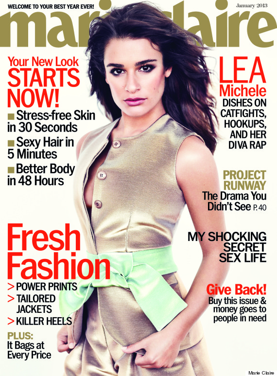 january 2013 lea michele