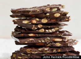 Recipe Of The Day: Almond Chocolate Bark