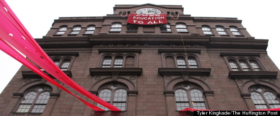 Cooper Union Occupation Ends