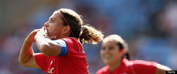 CHRISTINE SINCLAIR LOU MARSH AWARD
