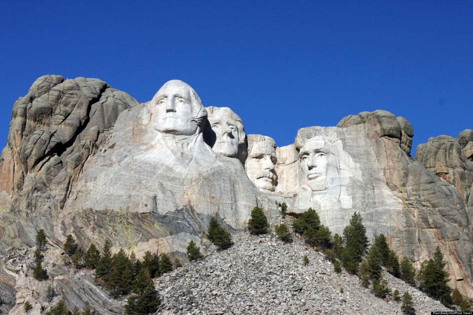 Mt Rushmore America S Best Tourist Trap Photos Paul