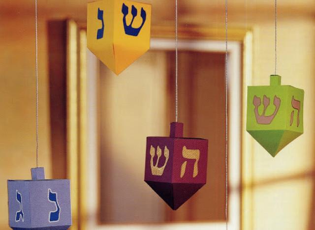 hanukkah craft ideas