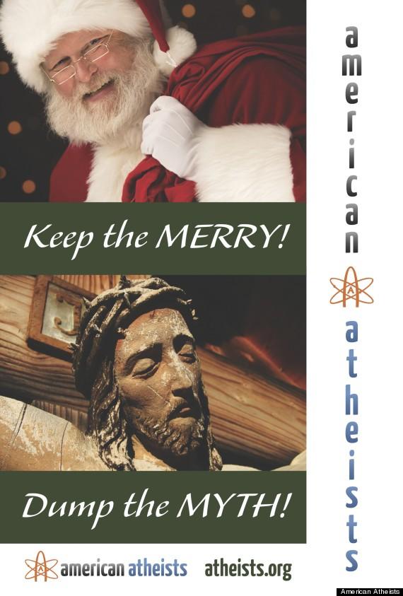 american atheists christmas billboard