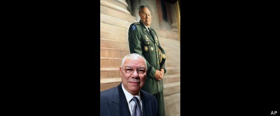 Colin Powell Abortion