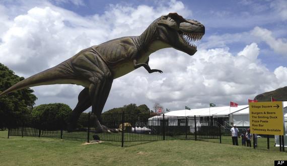 australian dinosaur