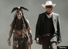 WATCH: The Lone Ranger And Tonto Seek Justice