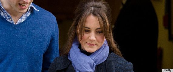 Kate Middleton Morning Sickness
