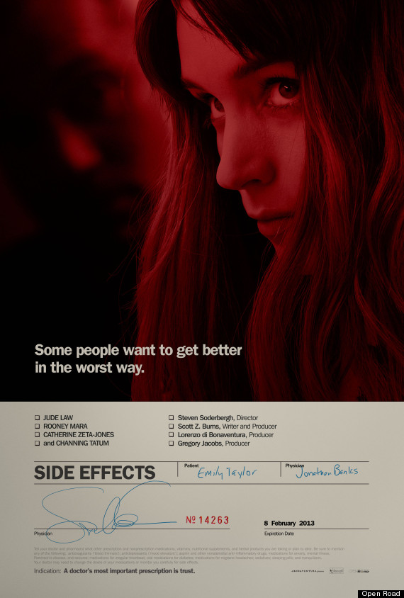 side effects teaser poster