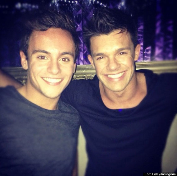 tom daley leandro penna