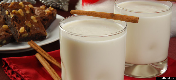 Eggnog Spiked With Wedding Advice: How to Preserve Words of Wisdom
