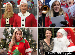 Celebrities At Christmas (PHOTOS)